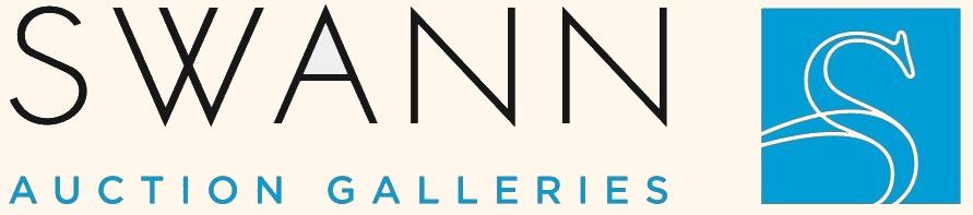 Swann Auction Galleries swanngalleries.com