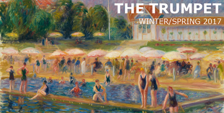 Winter/Spring 2017 | The TrumpetPreview auction highlights for the new year. To find out about upcoming events, auctions and news, sign up for our semimonthly newsletter.