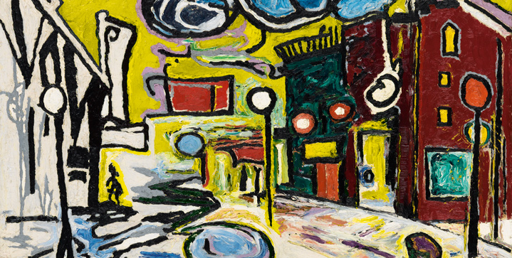 Significant, vibrant paintings by modernist New York artistsBeauford Delaney and Norman Lewis headline our April 5 sale of African-American Fine Art.