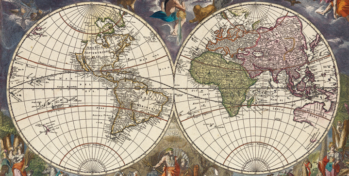 Our December 5 auction of Maps & Atlases, Natural History & Historical Prints, Ephemera offers exceptional examples of early maps of the United States, ornithological prints and more. Click on this image for more about about the sale.