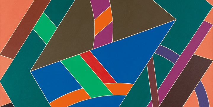 The Shape of Things To Come, Swann's June 10, 2014 auction of African-American Fine Art, resulted in several new auction records, including top prices for artists Walter Williams,Noah Purifoyand William T. Williams, whose 1969 oil on canvasTruckin,pictured, brought $137,000.