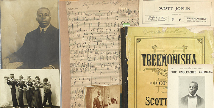 Our annual auction of Printed & Manuscript African Americana includes a 17th-century manuscript Qur'an, the autobiography of Frederick Douglass, bound by Douglass himself, and an exceptional archive of material related to Ragtime and Scott Joplin.