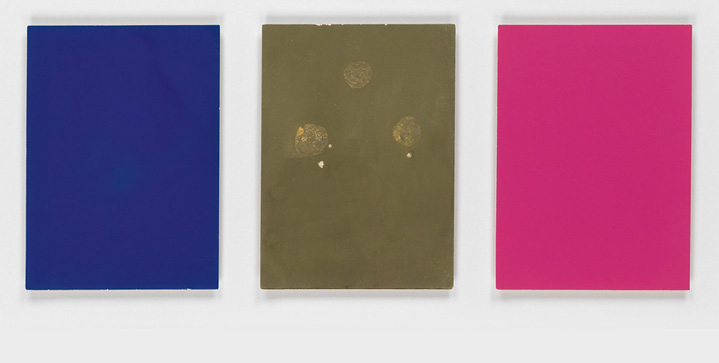 Contemporary Art | November 12This sale featured celebrated works by Yves Klein, Chuck Close, Alex Katz and Andy Warhol, as well as pieces byIrasciblesTheodoros Stamos, Jackson Pollock and Robert Motherwell.