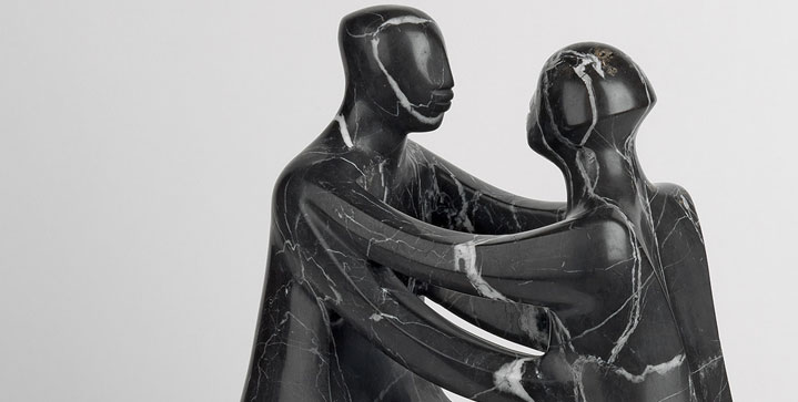 African-American Fine Art | December 15This sale includes some of the department's strongest offerings to date–with exceptional artworks from the Harlem Renaissance to the Contemporary, as well as Barkley L. Hendrick's Tuff Tony and Elizabeth Catlett's beautiful black marble sculpture Recognition.