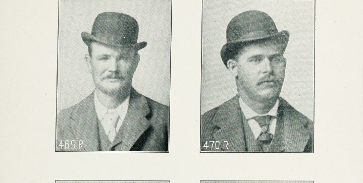 This summer solstice auction of Printed & Manuscript Americana includes a group of quarterly criminal bulletins, featuring two notorious members of the Wild Bunch gang, Butch Cassidy and the Sundance Kid.