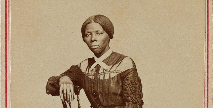 A carte-de-visite album containing a previously unrecorded photograph of Harriet Tubman realized $161,000 on March 30, 2017.