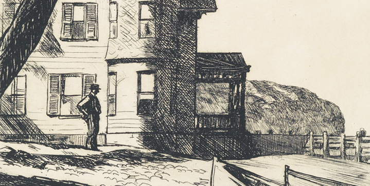 Following our record-setting sale last fall, Edward Hopper headlines the American section of our March 13 auction of 19th & 20th Century Prints & Drawings with masterful etchings.