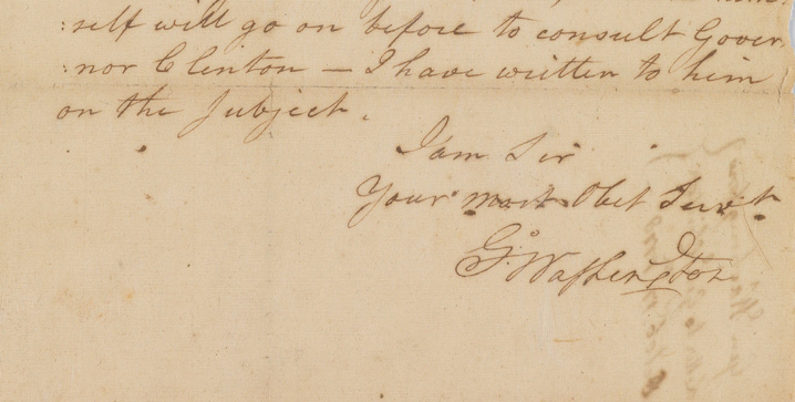 The March 22 auction holds a wealth of presidential material, including a 1778 letter signed by George Washington.Additional letters and manuscripts by writers, musicians and artists make for a well-rounded offering.