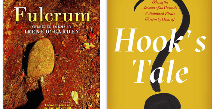 Join usNovember 9for an evening with authors Irene O'Garden & John Pielmeier, who will read from their recent publications. Copies of O'Garden'sFulcrum& Pielmeier'sHook's Talewill be available for purchase & signing.