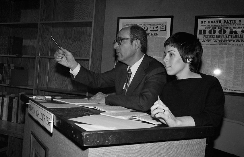 George S. Lowry & Denise Bethel