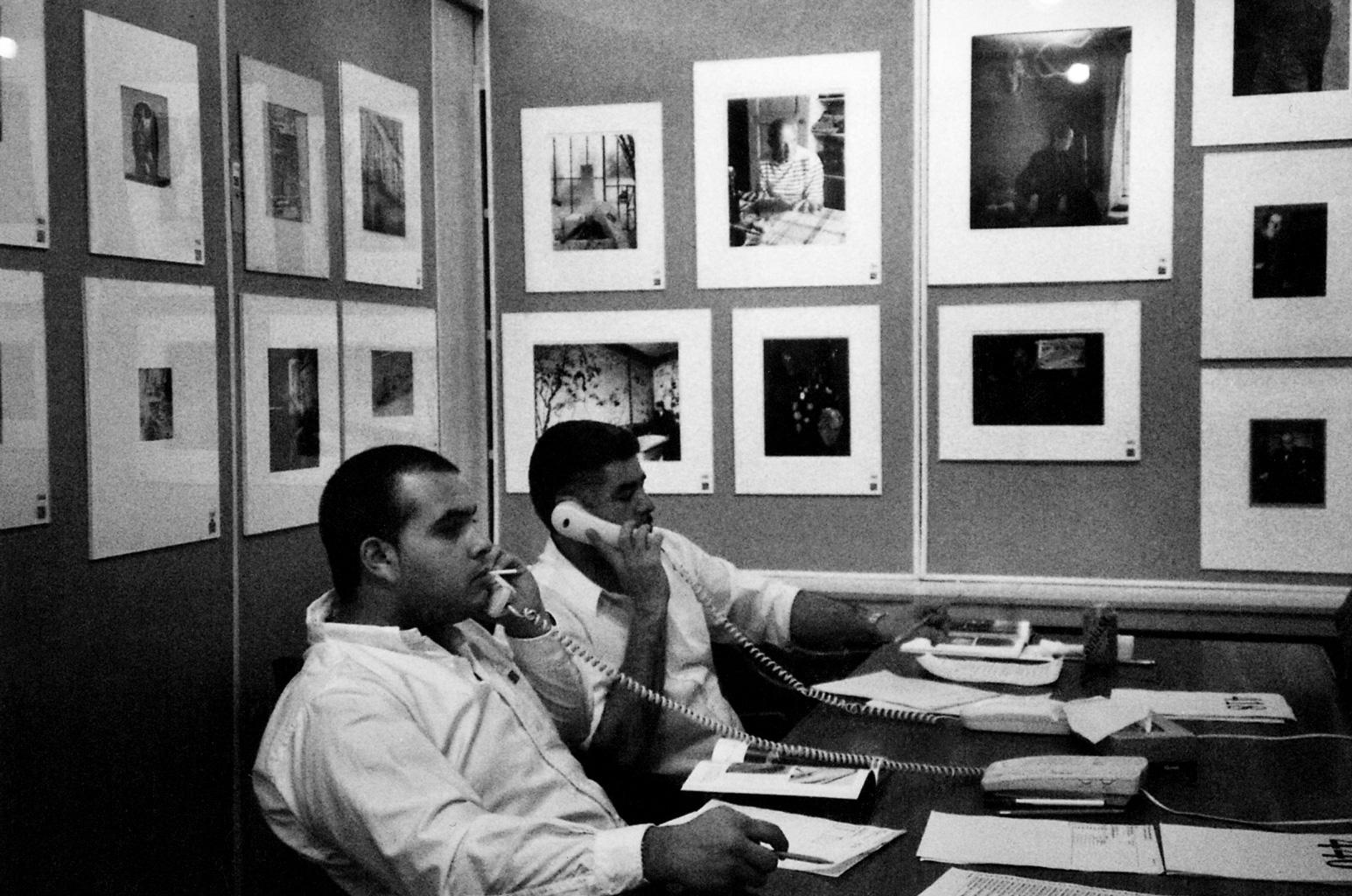 David Rivera & Carlos Ortiz, circa 2007