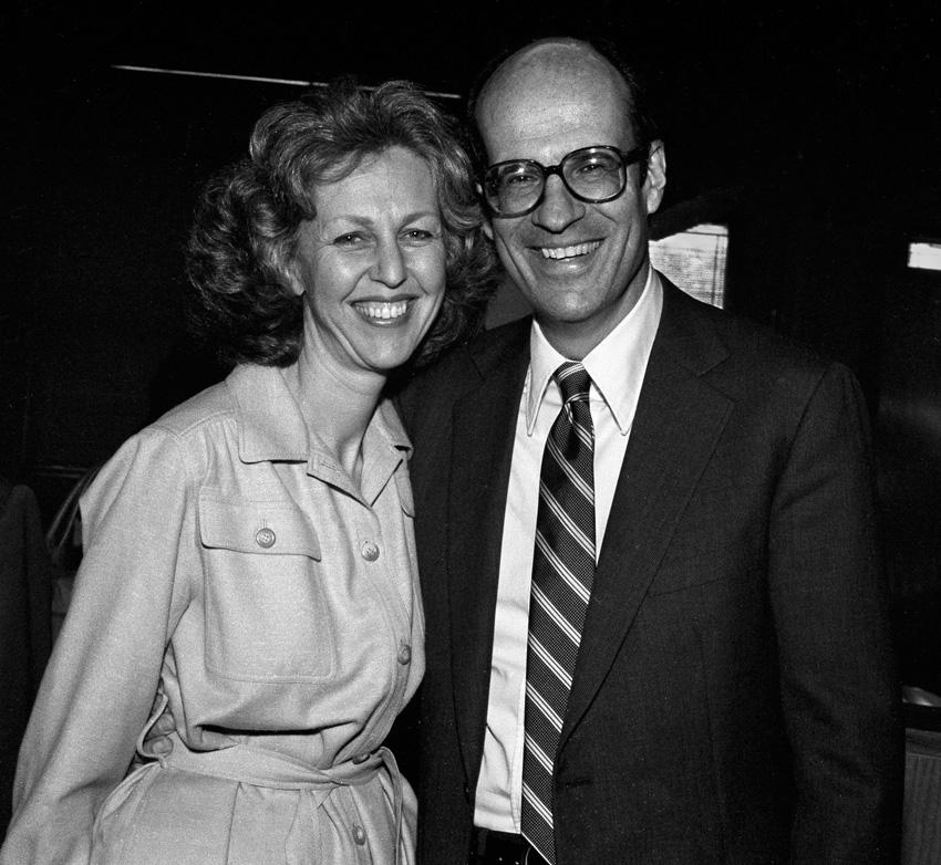 Judith & George S. Lowry, 1983