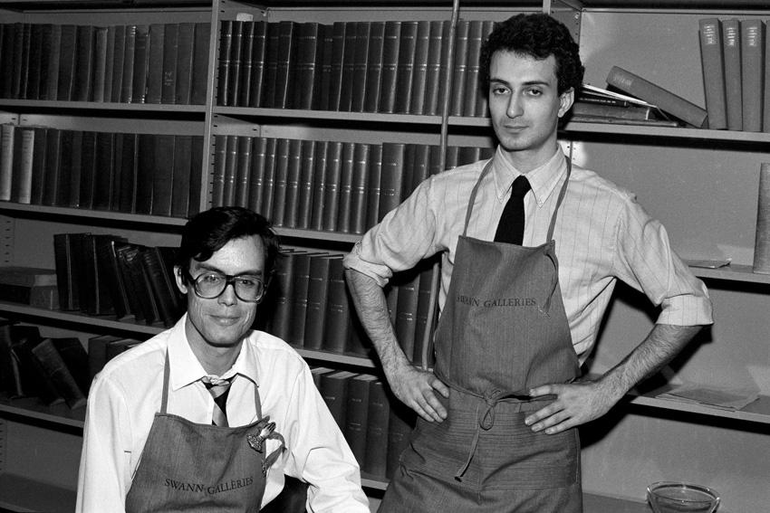 Greg Gillert & Tobias Abeloff, 1983