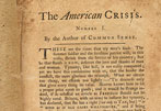 Thomas Paine's American Crisis Makes Albany News