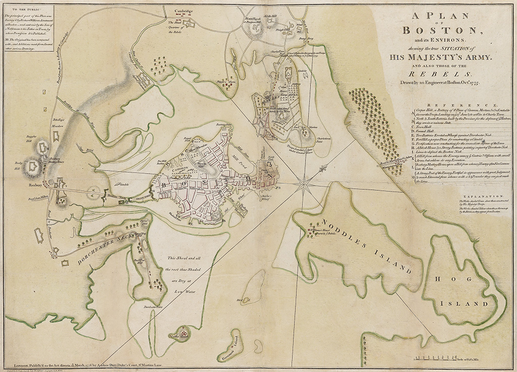 Map Of Revolutionary War Battles Images