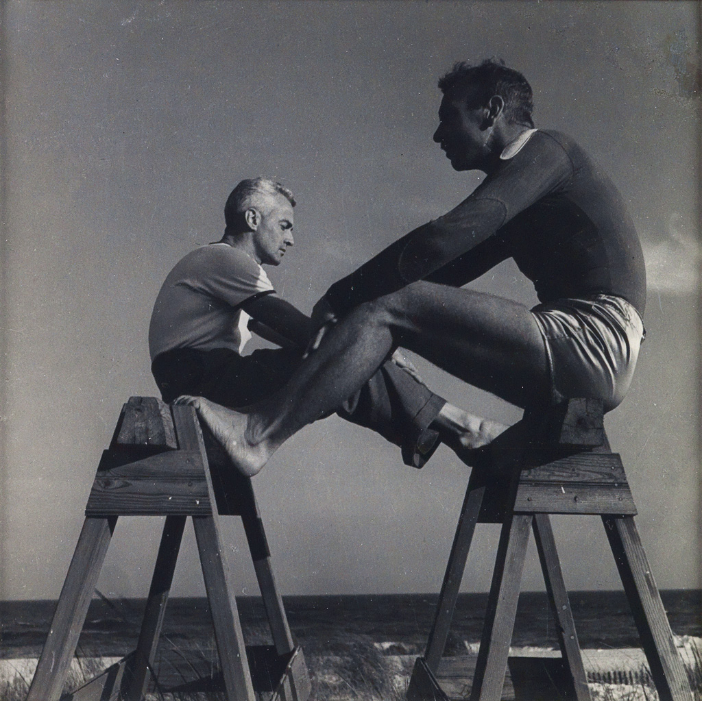 George Platt Lynes and Jared French, Fire Island