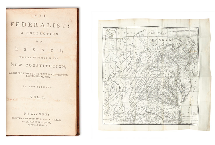 2404-Printed & Manuscript Americana