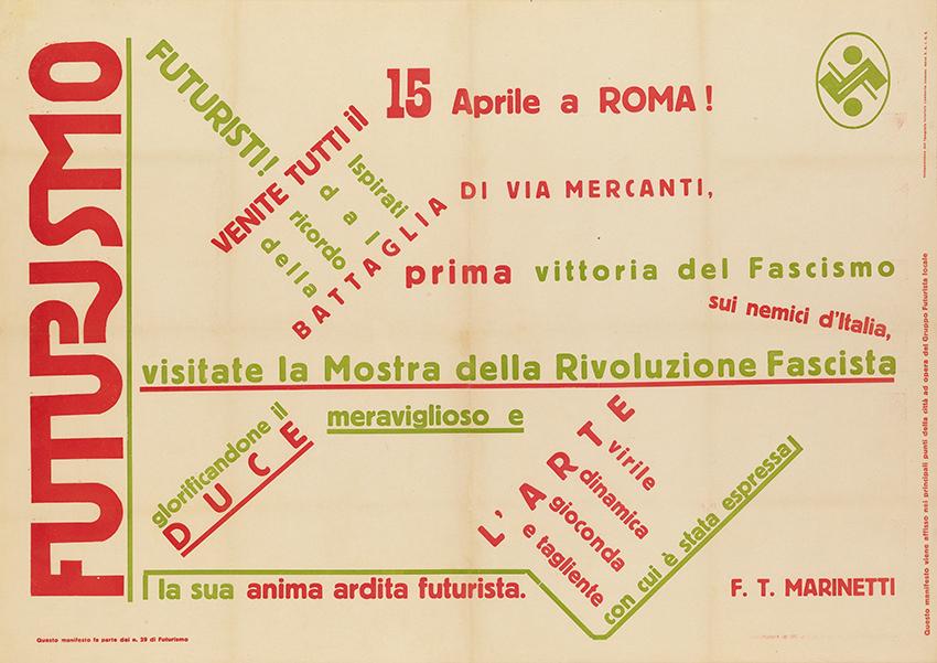 Modernist Poster