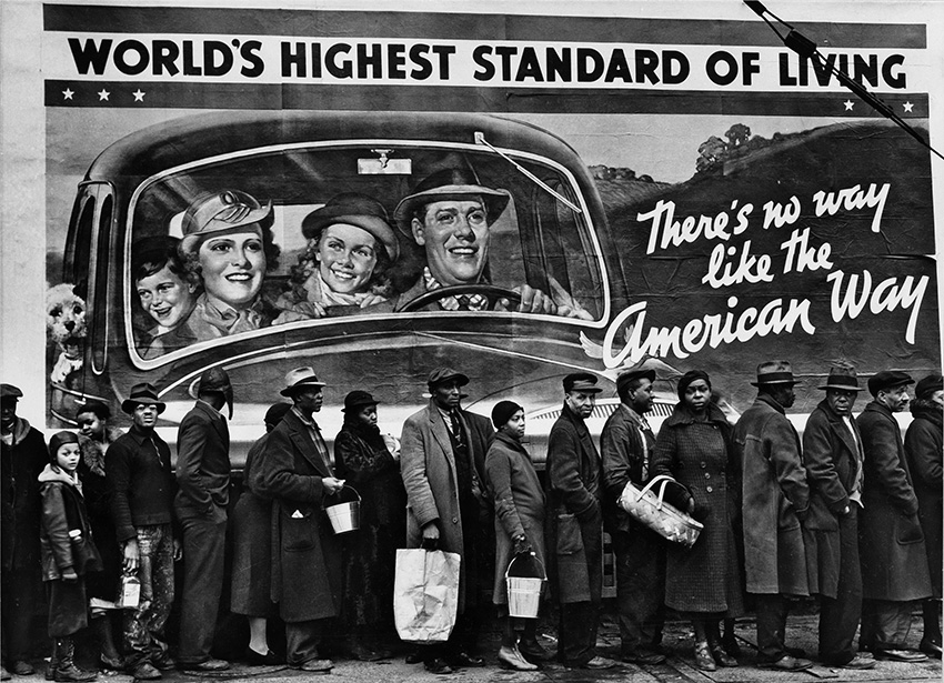 Margaret Bourke-White, Louisville Flood