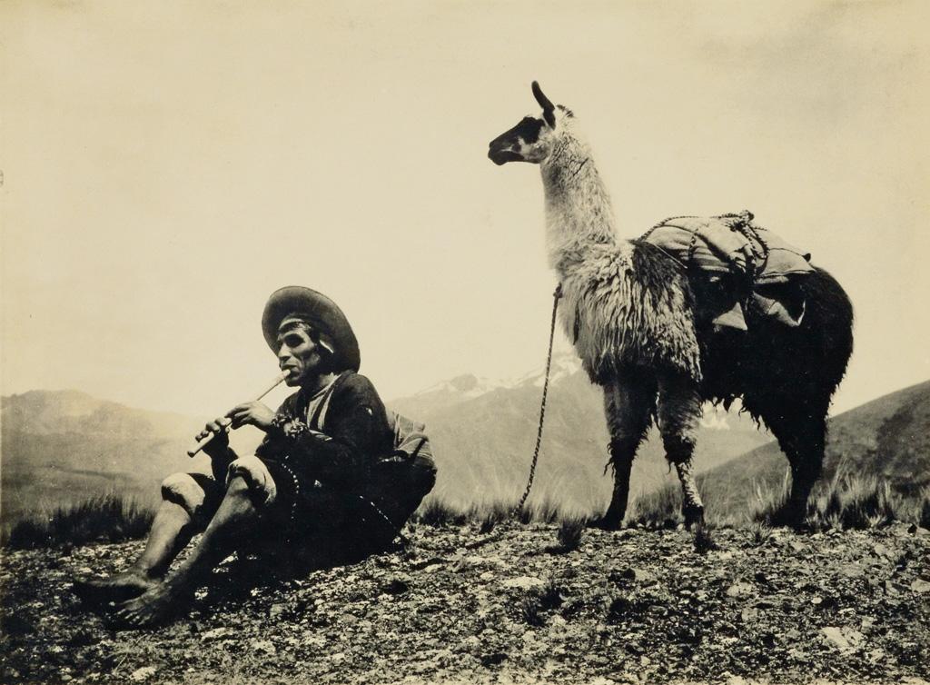 Martin Chambi, Cuzco, Peru
