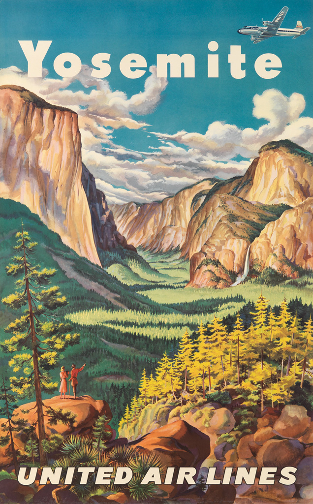 Rare Important Travel Posters