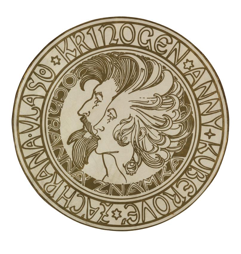 Krinogen, Alphonse Mucha