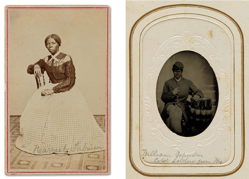 Harriet Tubman, William Johnson