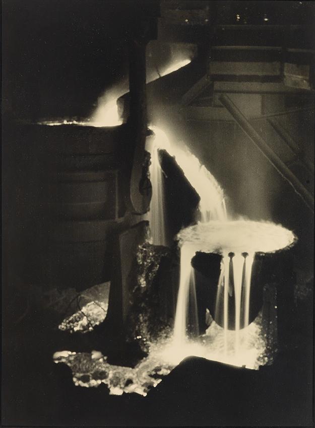Otis Steel, Margaret Bourke-White