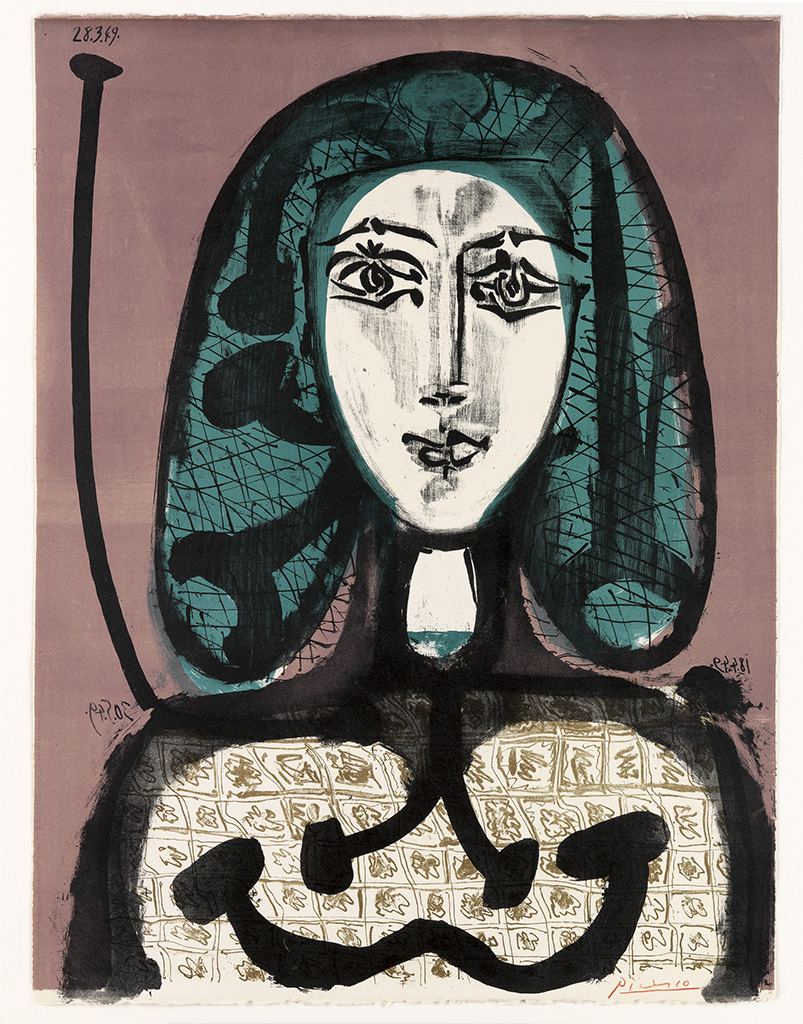 Françoise Gilot: Muse & Lover to Picasso - Swann Galleries News