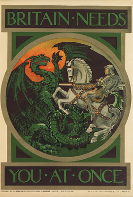 Britain Needs You-Dragon
