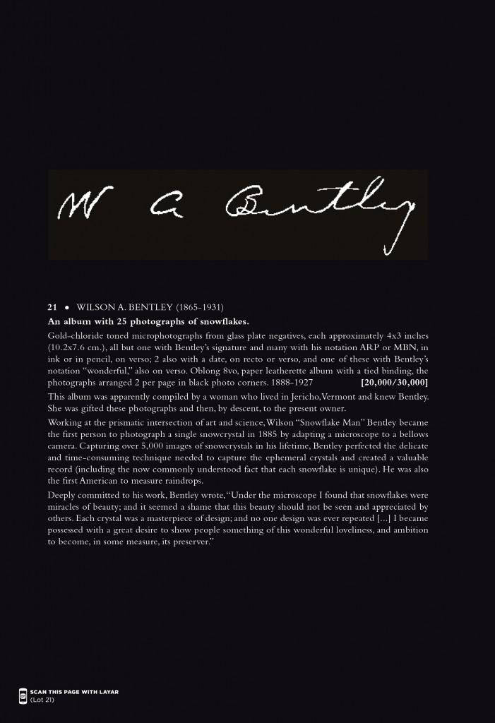 Wilson A, Bentley