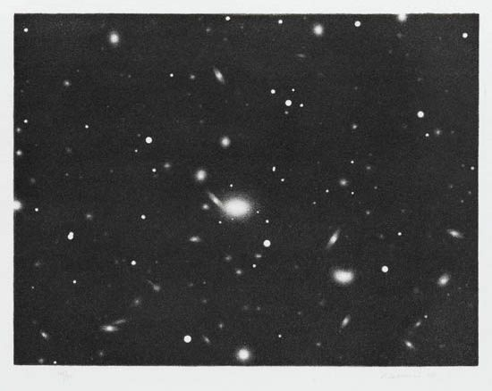 Vija Celmins, Untitled Portfolio