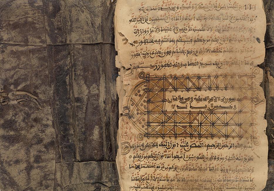 Timbuktu, Qur'an, Printed & Manuscript African Americana