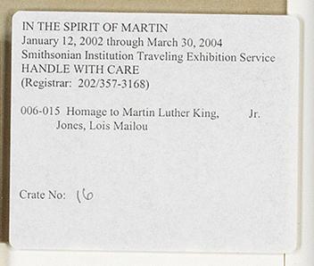 Loïs Mailou Jones, African-American Fine Art