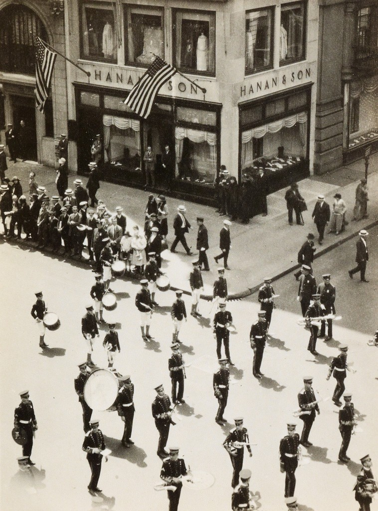 New York City, Silver Jubilee, 1923