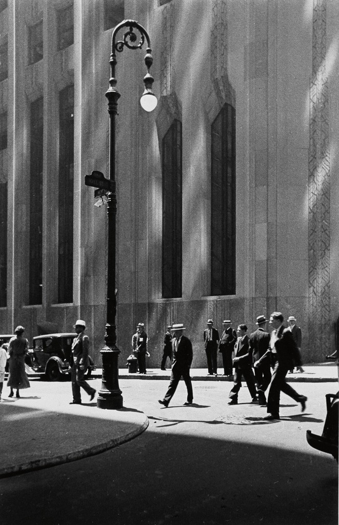 photographs of 1930s New york