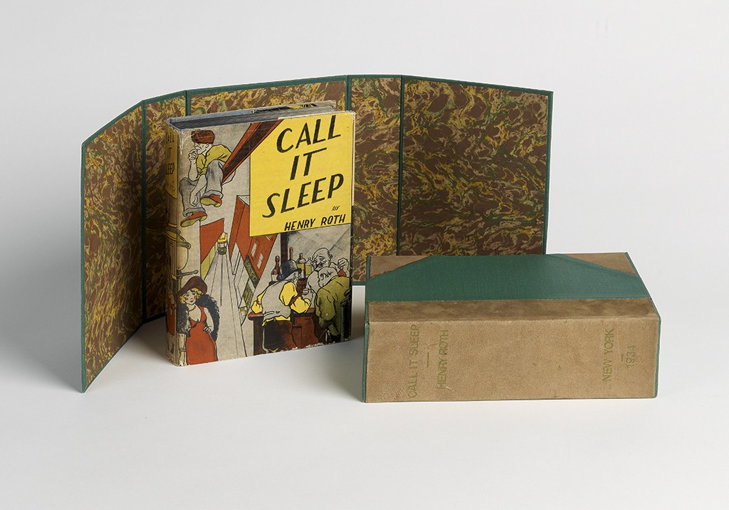 Henry Roth, Call It Sleep, first edition