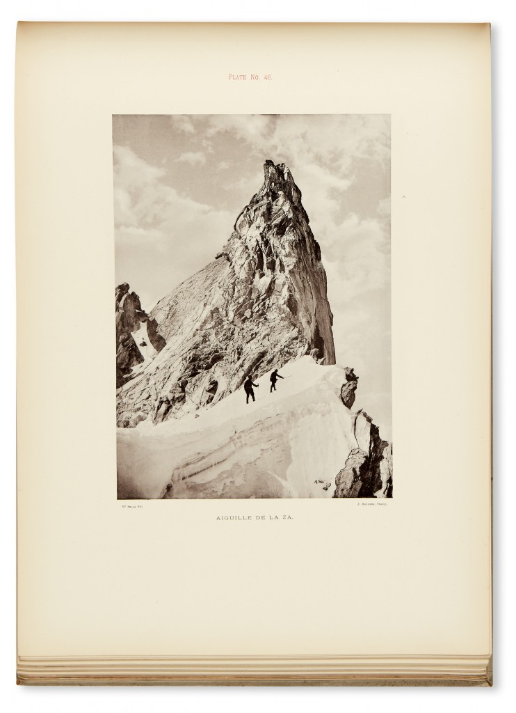Lot 168: Samuel Aitken, Among the Alps, 1900. At auction October 18, 2016. Estimate $2,000 to $3,000.