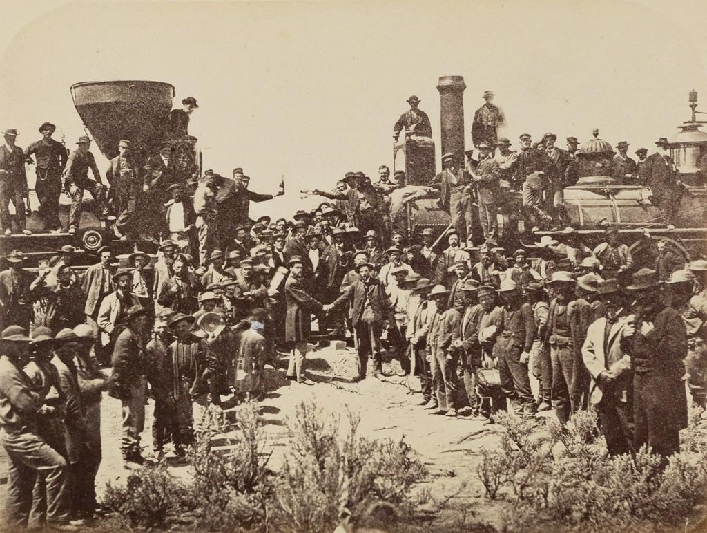 Lot 44: Edward Vischer, Vischer's Pictorial of California, San Francisco, 1870. At auction October 25, 2016. Estimate $15,000 to $25,000.