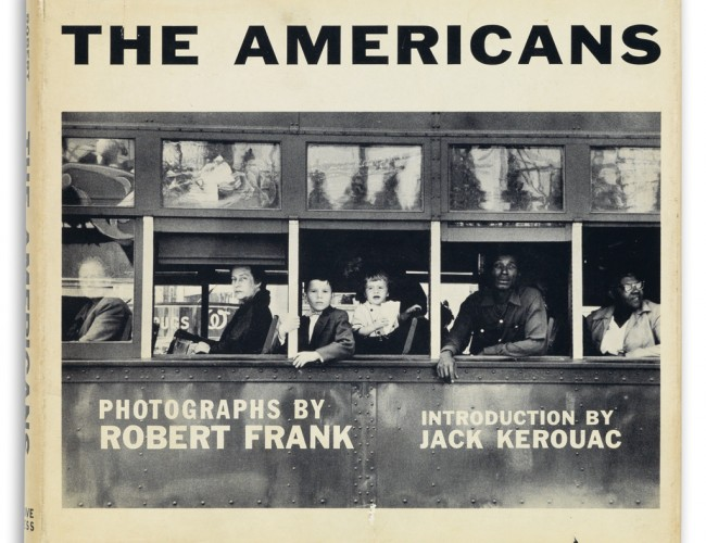 Lot 406: Robert Frank, The Americans, New York, 1956. Estimate $6,000 to $9,000.