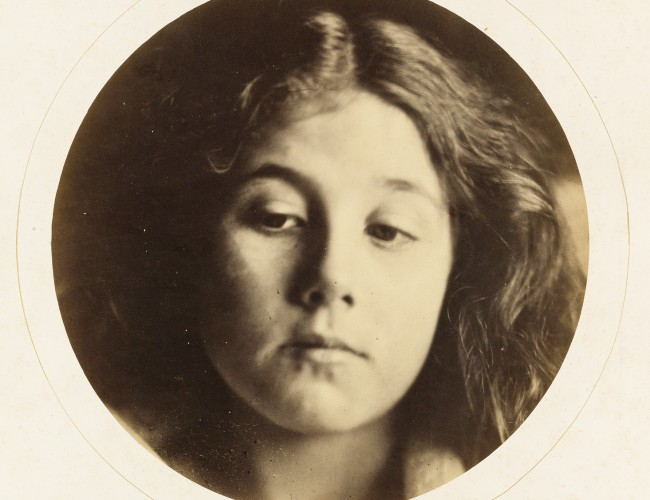 Lot 38: Julia Margaret Cameron, Portrait of Kate Keown, albumen print, 1866. Sold for $106,250.