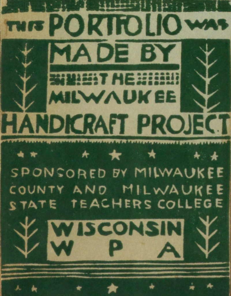 A Bright Light At A Dark Time The Wpa Handicraft Project Swann