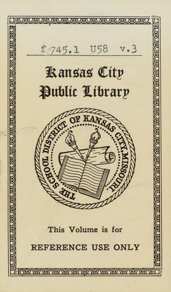 Lot 184: Applied Design: Block Print Textiles, Milwaukee WPA Handicraft Project, Milwaukee, 1937-38. Estimate $4,000 to $6,000.
