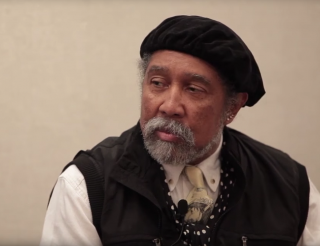Barkley L. Hendricks in conversation with Nigel Freeman, June 5, 2014