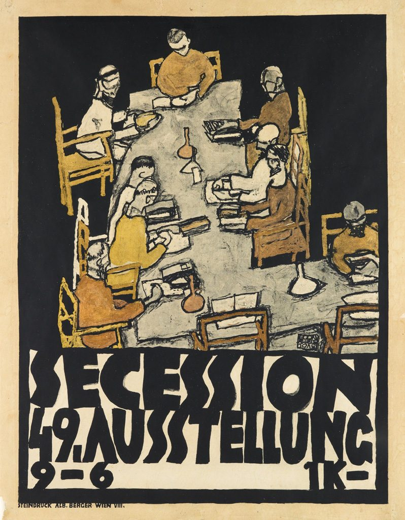 Graphic Design in the Vienna Secession - Swann Galleries News
