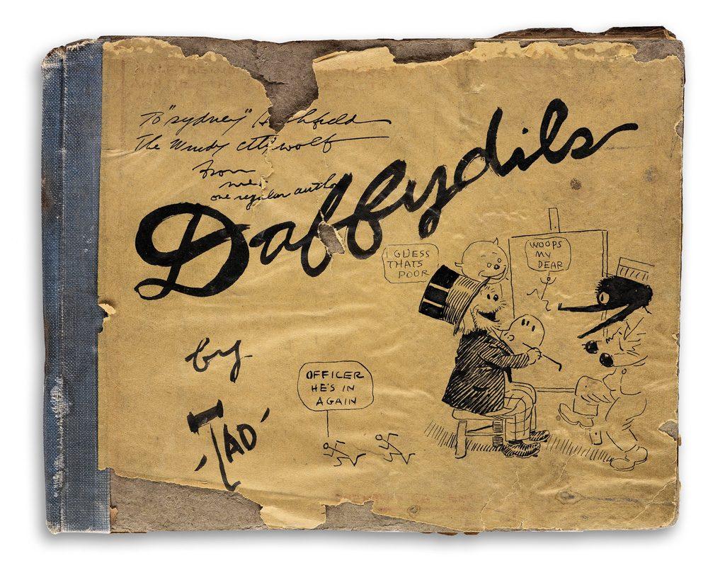 Daffydils: A Cartoon Festschrift - Swann Galleries News