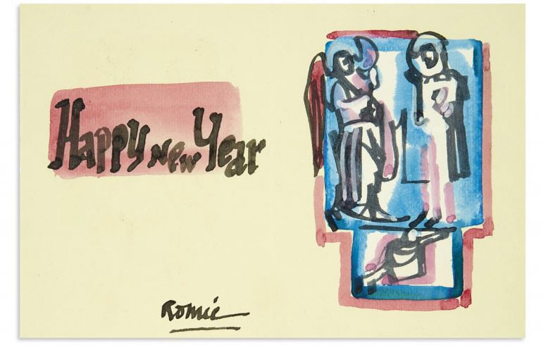 Archive of Romare Bearden's Letters