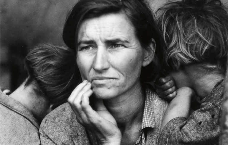 The Social Document: Dorothea Lange's 'Migrant Mother'