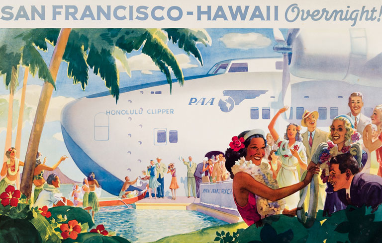 At Auction October 15: Rare & Important Travel Posters