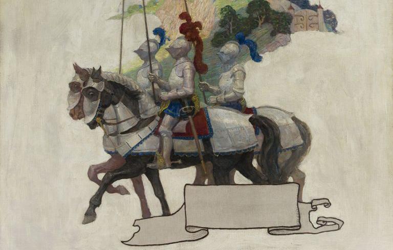 At Auction July 16: Illustration Art